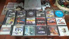 Play station 1 scph_7001 origen japon
