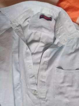 Vendo combo 3 camisas + una campera tipo de seguridad