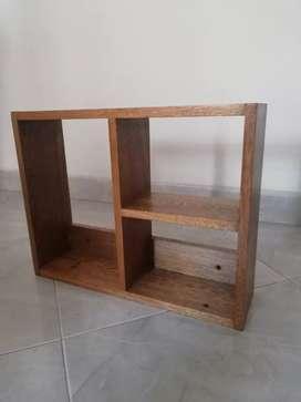 Repisa en madera