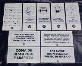 Kit de señalización