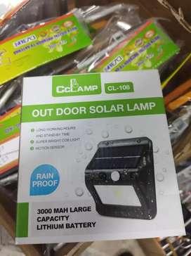 Lampara Reflector Solar