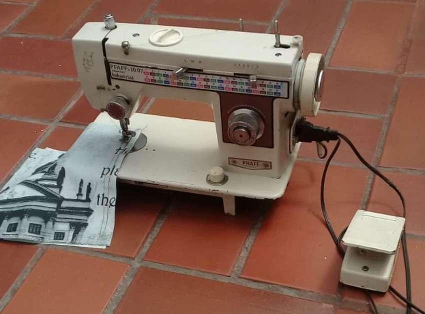 maquina de coser PFAFF 10 07 Industrial bajo precio 0