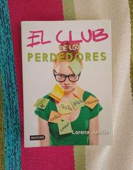 Libro El club de los perdedores