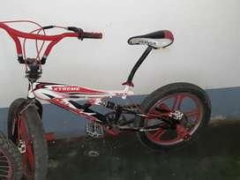 Vendo BMX  acrobática