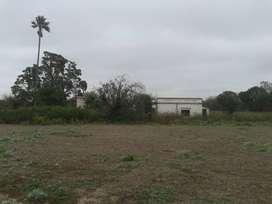 Vendo terreno 1ha - Ideal emprendimiento industrial o logistico