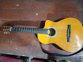 Guitarra electroacustica infinite music