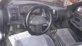 Vendo auto Sedan toyota corolla del año 95 mecanico con motor 1600 gasolinero