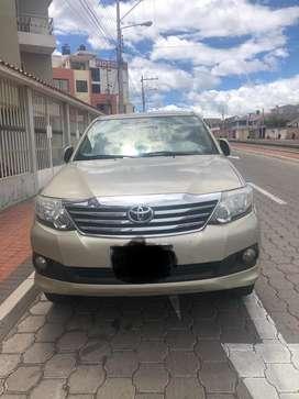 De oportunidad Toyota Fortuner