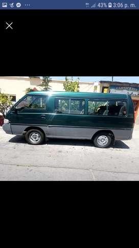 Hyundai H1 2009 Nafta y GNC