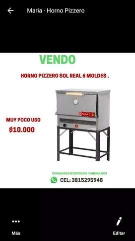 Horno Pizero