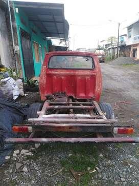 venta de camioneta toyota hilux 1600 año 197474
