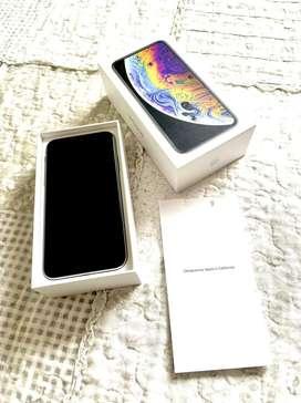 Vendo Iphone XS 64GB Silver