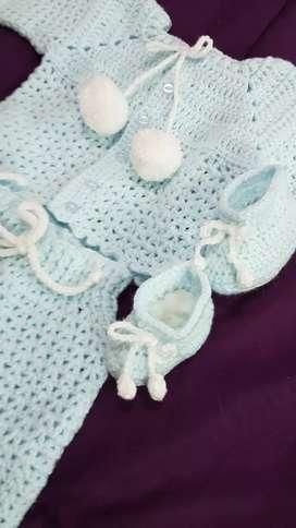 Tejidos artesanales para bebé y otros.. zona centro