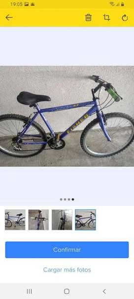 Bicicleta fischer xt1000 leer descripción