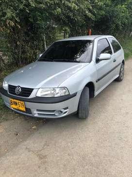 Volkswagen GOL MT 1.8 Coupe / Mod. 2003