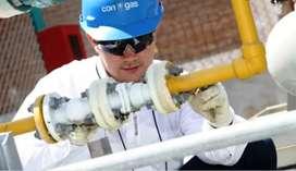 REPARACIÓN E INTALACION A GAS NATURAL