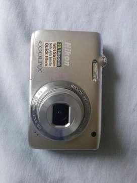 Camara Nikon Coolpix S 2800