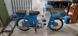 Moto Honda C 70