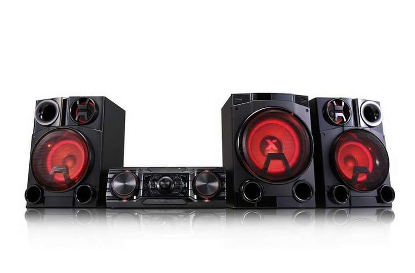 EQUIPO DE SONIDO Lg,multi Bluetooth,2750 RMS