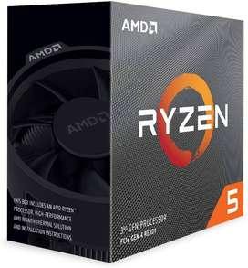 PROCESADOR AMD RYZEN 5 3600 NUEVO!!!