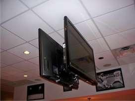 soporte para televisor de  32 a 70 pulagadas