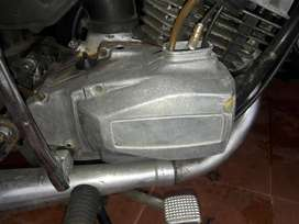 motor completo funcionando con papeles kawasaki kh 125 cc