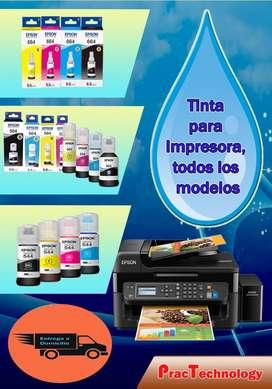 Tintas de Impresoras, Epson