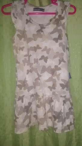 Vestido para Nena Talle 3