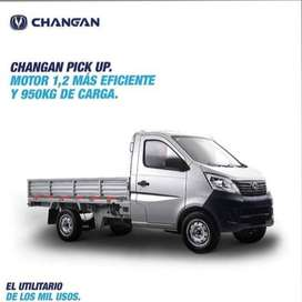 Utilitario - Changan Md 201 Pick Up (camioneta De Trabajo)