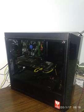 Vendo PC Gamer Core i5 9400f, GTX980 de 4gb y 8gb de RAM
