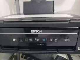 Impresora epson L355 multifuncional