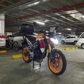 Honda cb 190R excelente estado