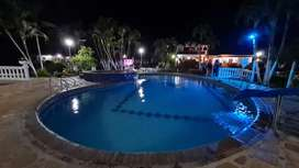 Finca hotel campestre en el lago calima VILLA HEIDY ofrece servicios de alojamiento bar restaurante piscina sauna turco