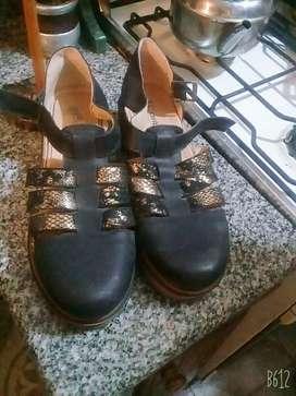 Sapato Mujer