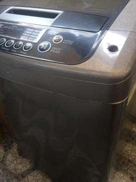 Vendo lavadora LG 17,0 kg 37 libras INVERTER DIRECT DRIVE DIAMOND GLASS