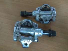 Pedales Shimano Pd-m540 Automáticos De Mtb