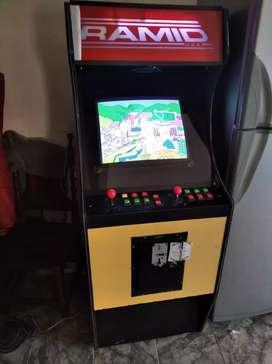 Máquina vídeo juegos