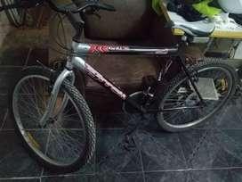 Vendo bicicleta rodado 26 con boleta de compra