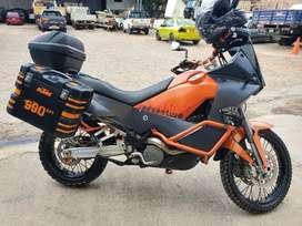 Vendo Mi Moto Ktm990 Inyectable