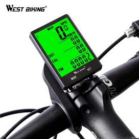 Odómetro Velocímetro West Biking