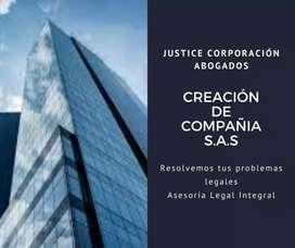 Abogados Loja Justice CREACIÓN DE COMPAÑIA S.A.S