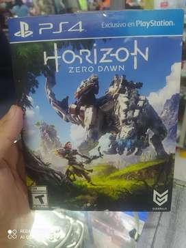 Horizont Zero Dawn usado play 4