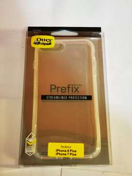 Estuche OTTERBOX Prefix Silicon IPHONE 8/7 Plus 5.5 Transparente