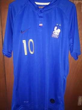 Camiseta Francia Mbappe