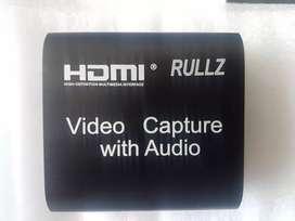 Capturadora de video Rullz