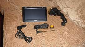 TV DIGITAL Y GPS MP3 MP4 BLUETOOTH KARAOKE PANTALLA 7