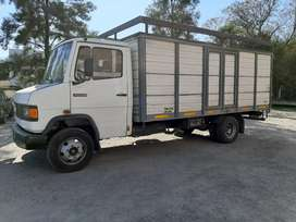 Transporte carga general hasta 3500kg