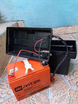 Vendo Baterias para silla de ruedas