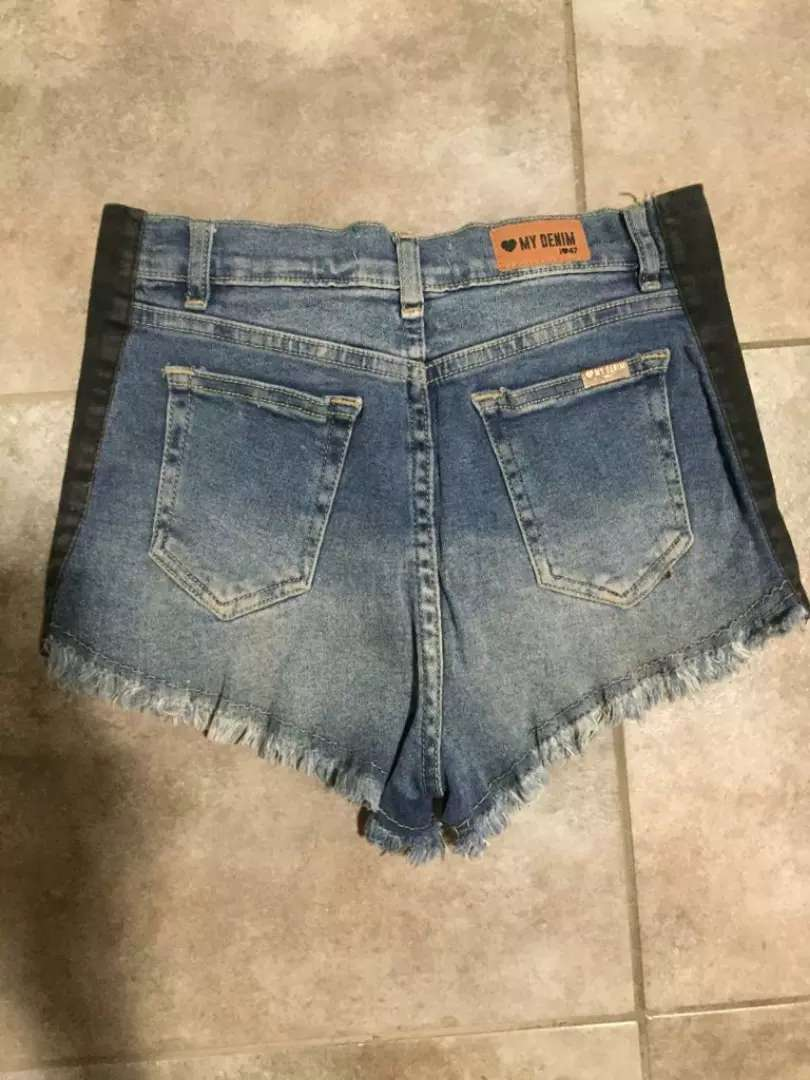 Short de jeans 0
