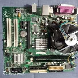 Placa Base para computador 775